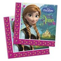 Frozen Kağıt Peçete 33X33cm (20 Ad)