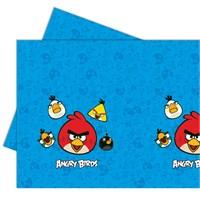 Angry Bırds Klasik Masa Örtüsü 120X180 Cm