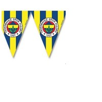 Fenerbahçe Üçgen Bayrak Set