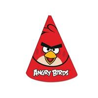 Angry Bırds Klasik Külah Şapka (6 Ad)