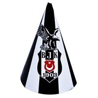 Beşiktaş Külah Şapka ( 6 Ad )