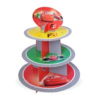Cars Cupcake Standı