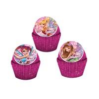 Wınx Powerment Cupcake Kabı (24'Lü)