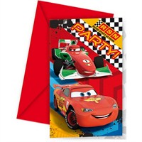 Cars Rsn Davetiye (6 Ad)