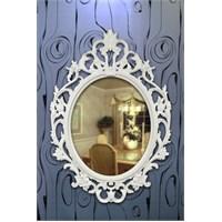 Stylish Ayna Beyaz