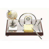 Metal İşlemeli Masa Seti