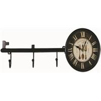Home Askılı Metal Duvar Saati