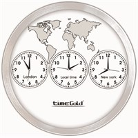 3'Lü Dünya Saati