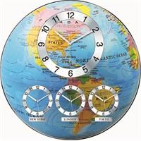 Antik Küre Dünya Saati