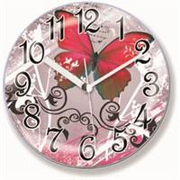Kelebekli Mıknatıslı Saat