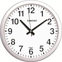 Metalik Çerçeve Kurumsal Duvar Saati