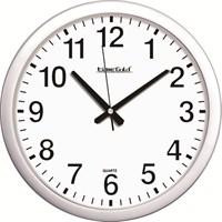 İşyeri Metalize Duvar Saati