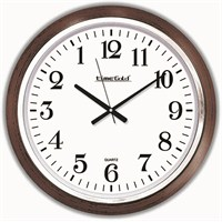 46 Cm Ters Rakamlı Duvar Saati