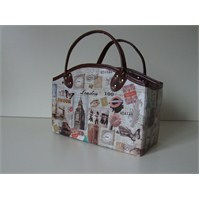 Giz Home Gazetelik Çift Saplı 32 x 15 x 32 London