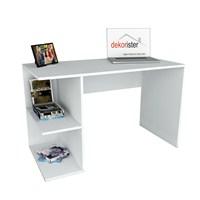 Dekorister Elegance Çalışma Masası Beyaz