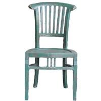 Beautıful Yeşil Kolçaksız Sandalye