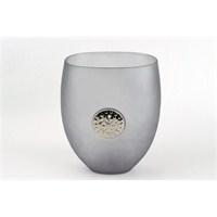 Füme Oval Vazo
