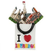 I Love İstanbul Magnet