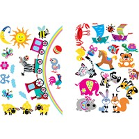 Çocuk Sticker Dck83