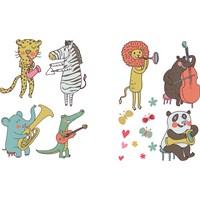 Çocuk Sticker Dck112