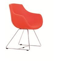 Nav Decoration Hisar Sandalye Kırmızı