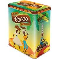 Cacao De La Martinique Teneke Saklama Kutusu (Large)