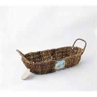 Oval Yayvan Sepet, Balık, Küçük