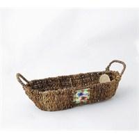 Oval Yayvan Sepet, Kelebek, Küçük