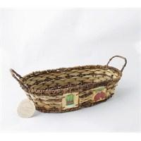 Oval Yayvan Sepet, Sebze, Büyük