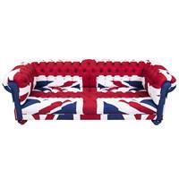 Britania Chesterfield Sofa