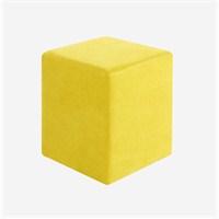 Cubic Puf Sarı