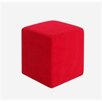 Cubic Puf Kırmızı
