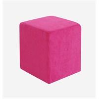Cubic Puf Pembe