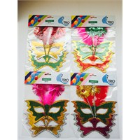 Trio Maske 2'Li