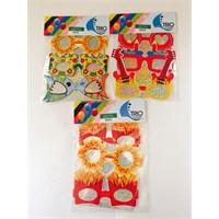 Trio Karnaval Maske 3 Adet