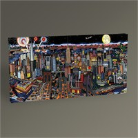 Tablo 360 Manhattan Sillouette Tablo