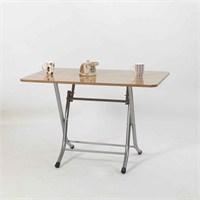 Ellnaz Yana Yatan Mutfak ve Balkon Masası Samba 70X110