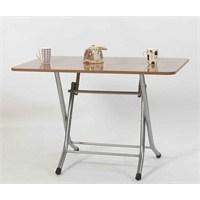 Ellnaz Yana Yatan Mutfak ve Balkon Masası Sümela 70X110