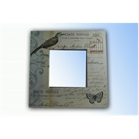 Kanvas Ayna Carte Postale