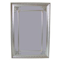 Klasik Ayna 80x100 Silver
