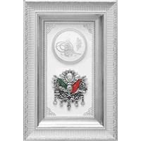 Tuğralı Osmanlı Arması Tablo