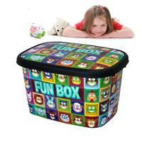 Prado Saklama Kutusu Fun Box