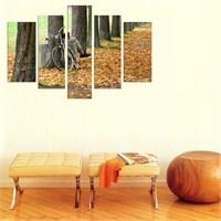 5 Parçalı Dekoratif Tablo DEC012