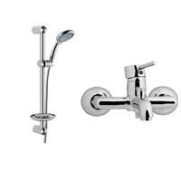 Güven Lilyum Banyo Bataryası ve Sürgülü Duş Takımı