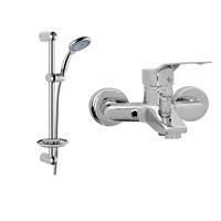 Güven Merve Banyo Bataryası ve Sürgülü Duş Takımı