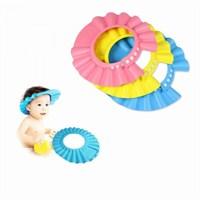 Practika Ayarlanabilir Bebek Banyo Şapkası