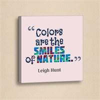 Dekorjinal Slogan Kanvas Tablo Slo021