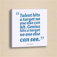 Dekorjinal Slogan Kanvas Tablo Slo105