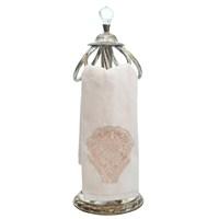 Miss Gaya Üçlü Havluluk Kristalli/Gümüş Varak