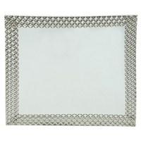 Miss Gaya Kare Supla Aynalı/Gümüş